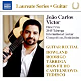 Guitar Laureate [João Carlos Victor] [NAXOS: 8573670]