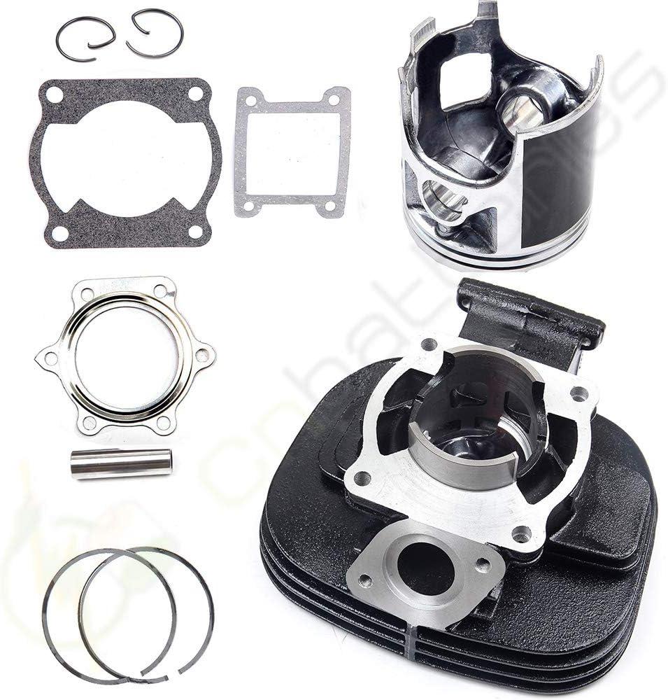 ROADFAR ROADFAR Cylinder Piston Gasket Kit fit for 98 99 00 01 02 03 04 05 06 Yamaha Blaster 200 YFS200 Cylinder Piston Assemblies 93450-17044-00