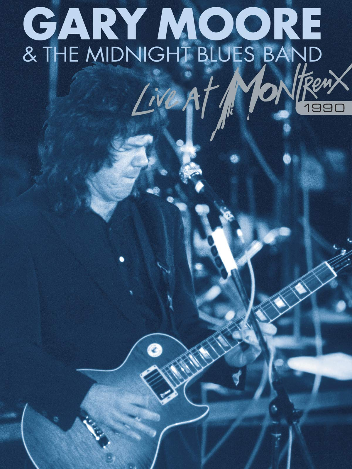 Gary Moore & The Midnight Blues Band - Live In Montreux 1990