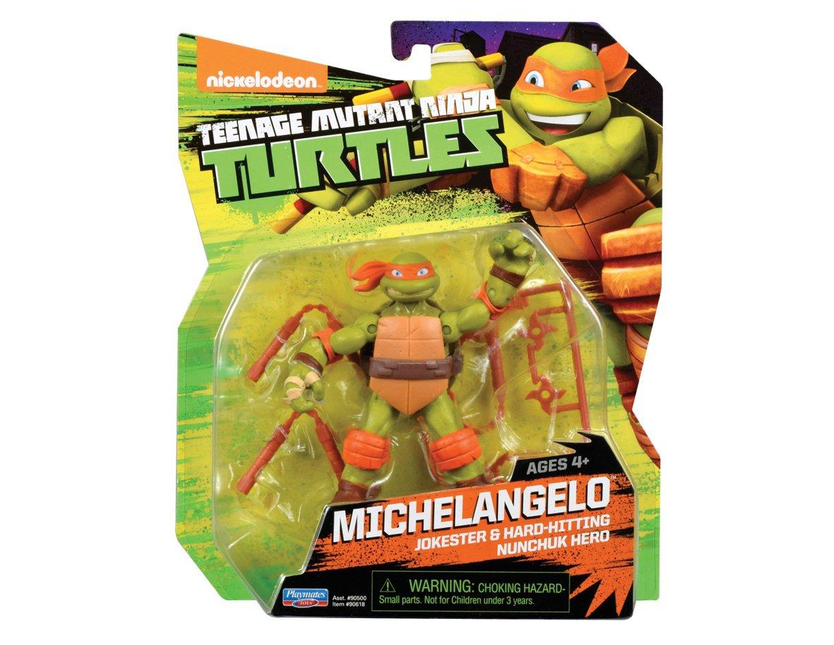 Teenage Mutant Ninja Turtles - Figura Tortugas Ninja ...