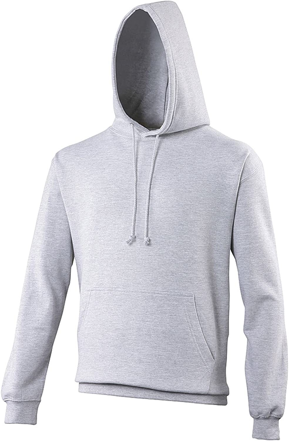 Par Just Hoods AWDis Sweat à capuche College jh001 Heather
