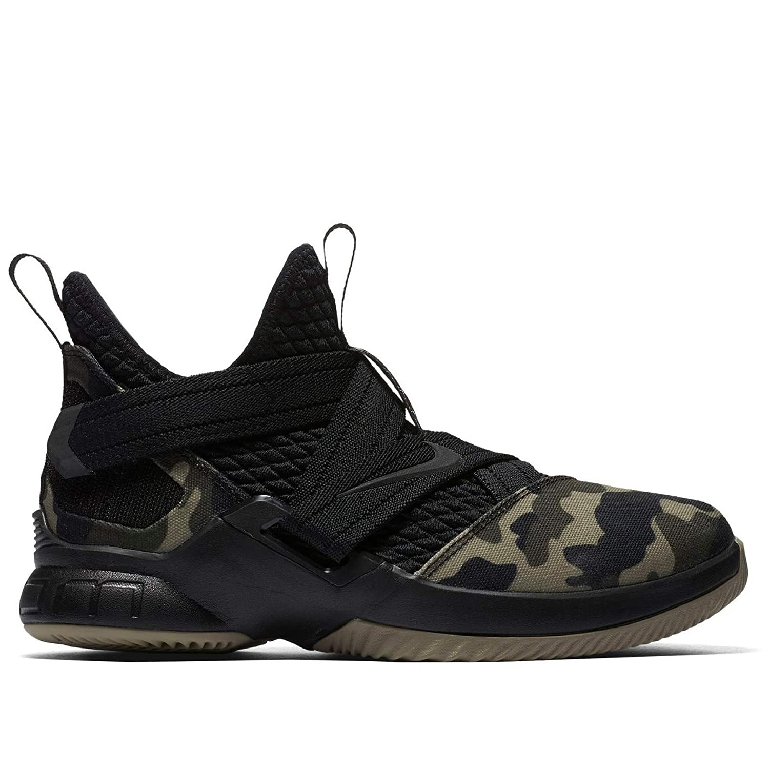 separation shoes 4be71 c7701 Amazon.com | NIKE Lebron Soldier XII SFG (GS) Big Kids ...