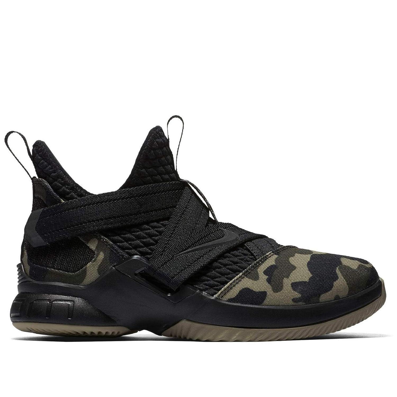 new concept c36d5 2cc47 Amazon.com   NIKE Lebron Soldier XII SFG (GS) Big Kids Basketball Shoe    Basketball