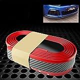FidgetFidget 2.5m Auto SUV Front Lips Bumper Strips Stickers External Accessories Car Styling