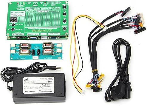 Comprobador de pantalla LCD LED de 5.6 – 84 pulgadas para TV ...