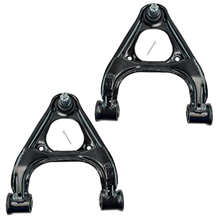 Amazon com: Front Suspension Upper Control Arm Ball Joint LH RH Pair