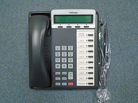 Amazon.com: Toshiba DKT3210-SD - Teléfono con pantalla para ...