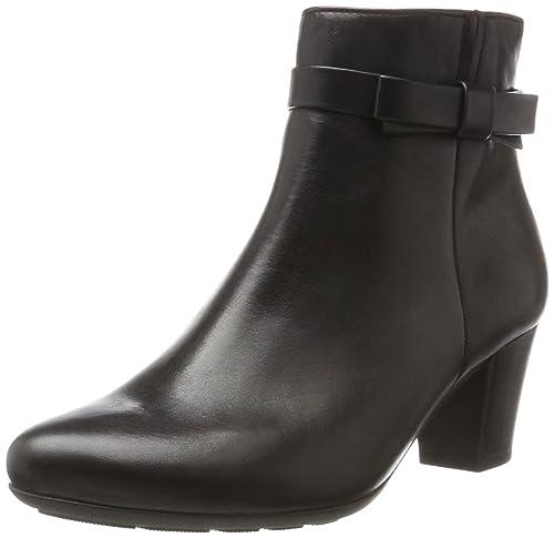 Gabor Fashion, Botas para Mujer, Negro (57 Schwarz), 38 EU Gabor