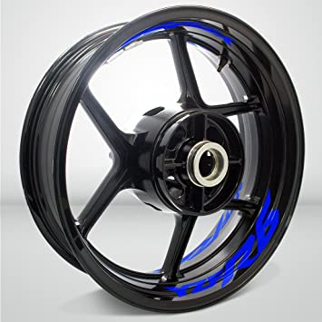 Speed Outer Rim Liner Stripe for Yamaha R6 2 Tone Amethyst