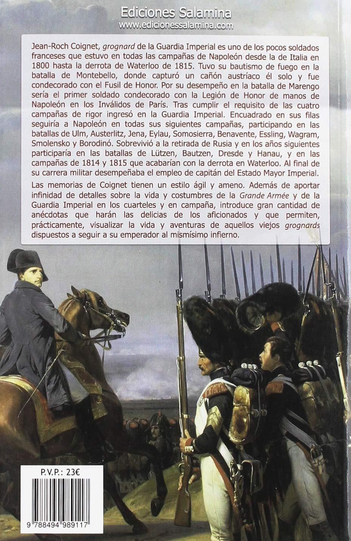 MEMORIAS DEL CAPITÁN COIGNET: Amazon.es: Coignet Jean-ro, Coignet Jean-ro: Libros