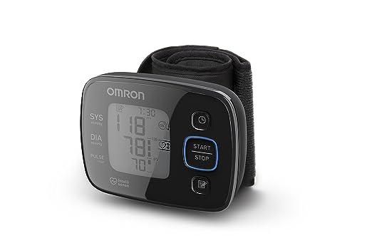 31 opinioni per OMRON MIT Precision 5 Misuratore di Pressione da Polso, Design Compatto, Sensore