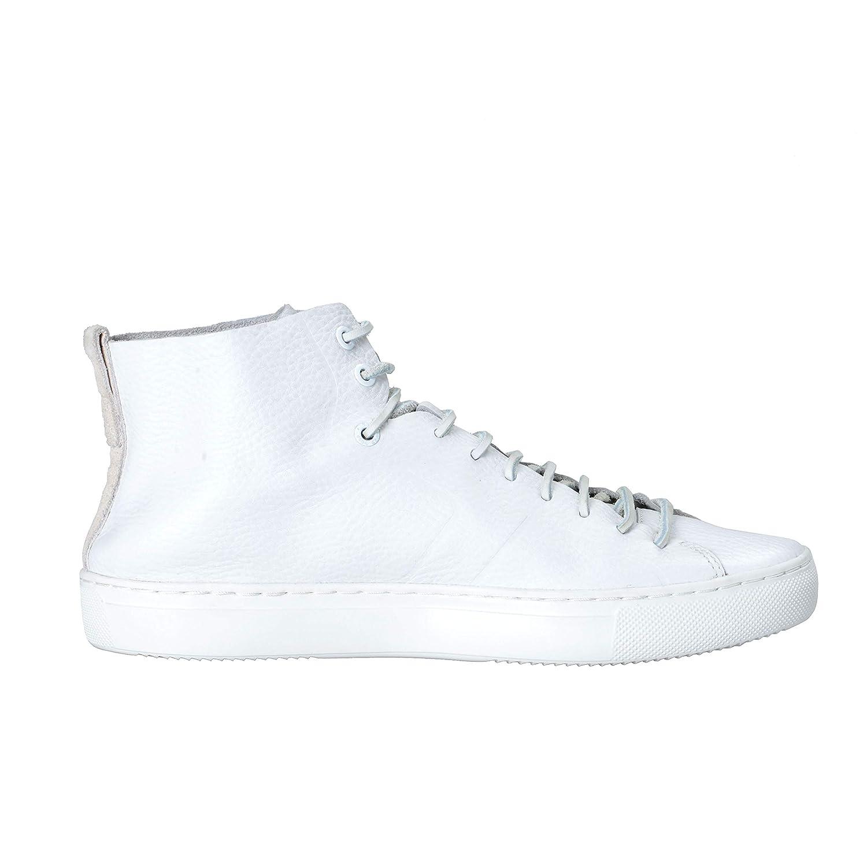 Hugo Boss Mens Enlight/_Hito/_tbem Hi Top Fashion Sneakers Shoes US 9 IT 42 White