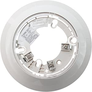 FIRE LITE B210LP Ivory, Standard, 200 Series, 6.1IN, ADDRESSABLE, 2 Wire, FLANGED, Plug-in, Detector Base