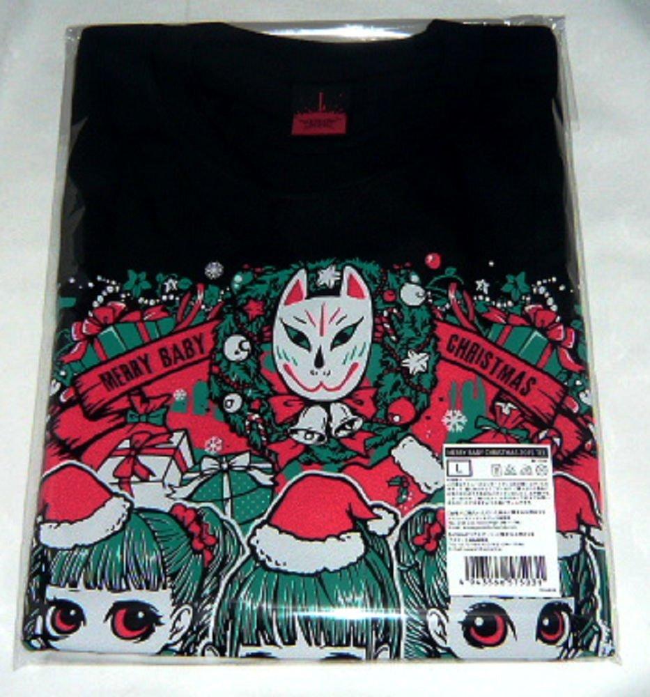 BABYMETAL Tシャツ MERRY BABY CHRISTMAS 2015 TEE Lサイズ   B019HV1S2Q