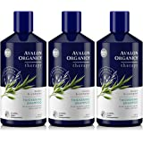 Avalon Organics Biotin B-complex Therapy Thickening Shampoo 14 Oz