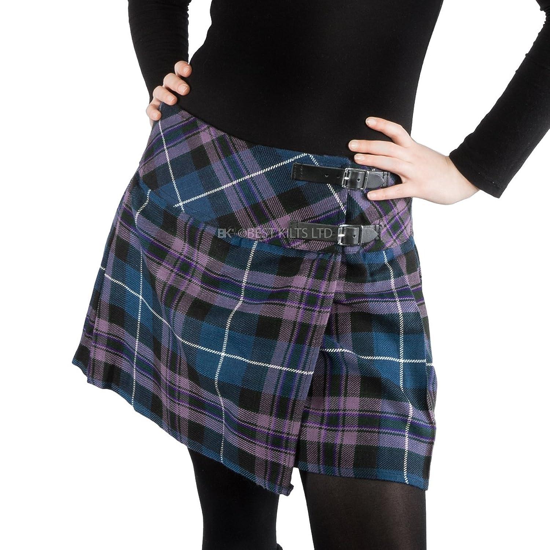 0484d6e54 Pollera Escocesa Mujer | Wig Elegance
