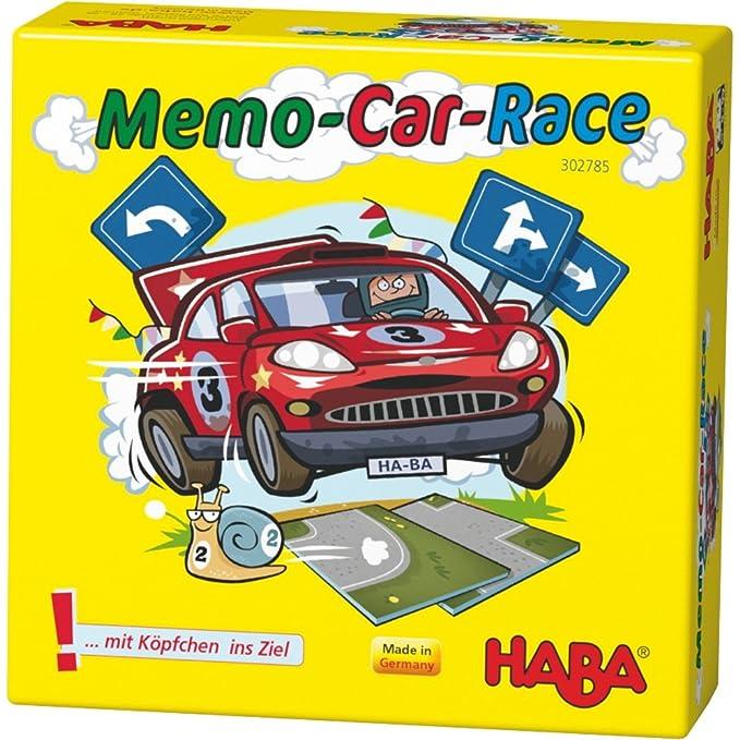 HABA 302785 - Juego de Tablero (Juego de Mesa de Carreras, Niños y ...