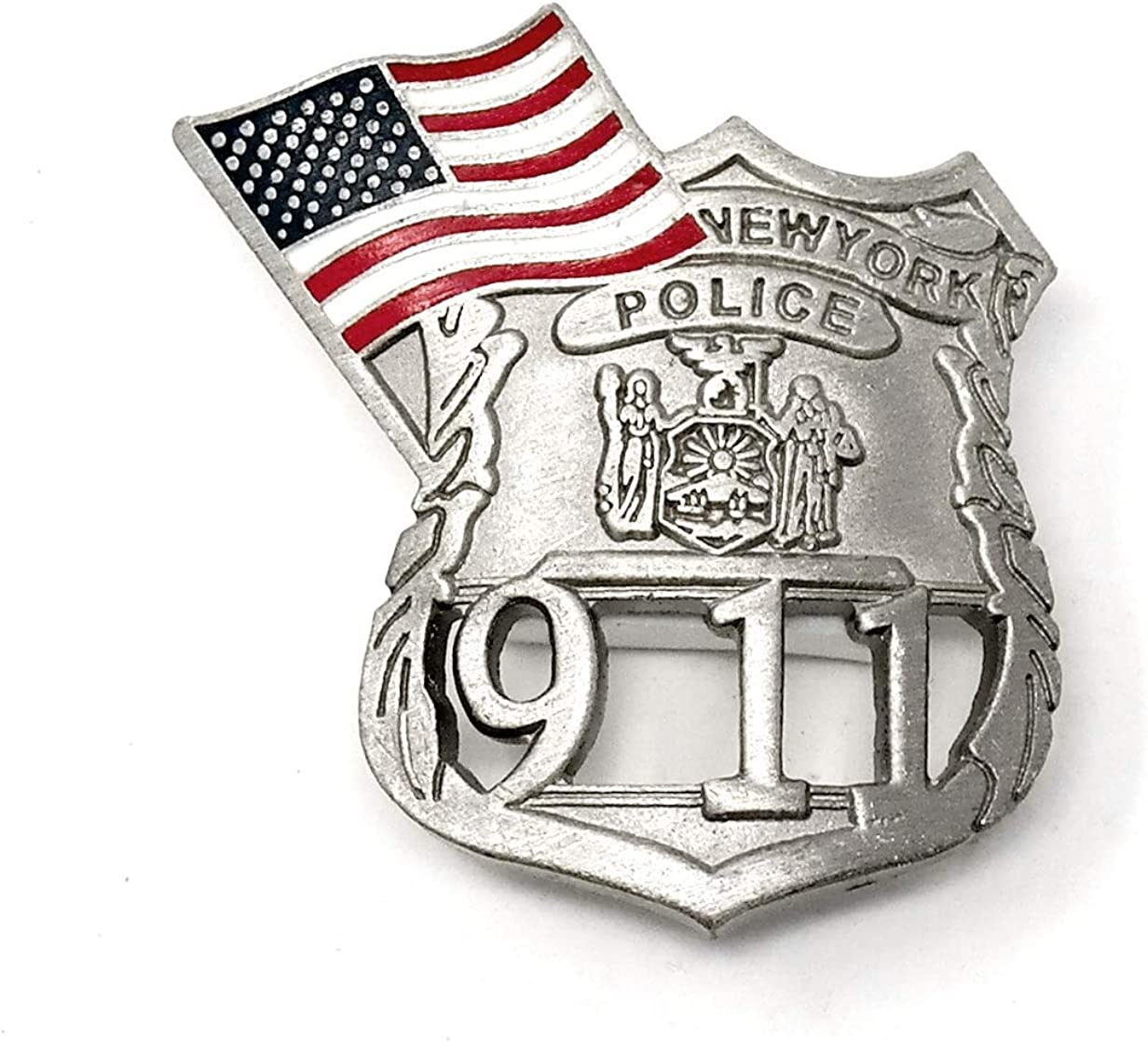 Statue Of Liberty 9-11 September 11th 9-11-01 Lapel Pin