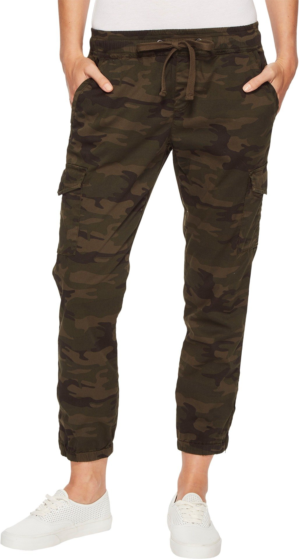 Sanctuary Women's Pull-On Trooper Pants Mother Nature Camo Small