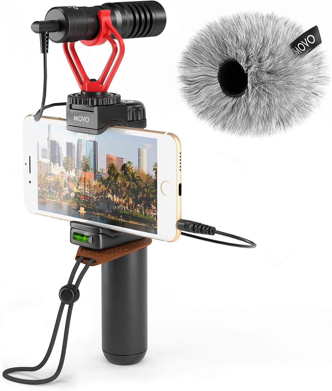 Plataforma de Soporte para Grabar Vídeo con Smartphones de Movo ...