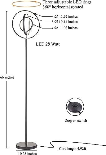 Modern LED Floor Lamp