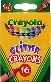 product image for Crayola Glitter Crayons 16 Count - 2 Packs