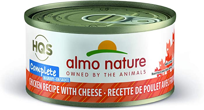 The Best Almo Nature Chicken Liver