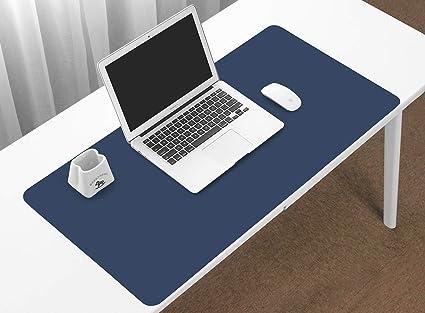 BOONA - Almohadilla protectora de escritorio de doble cara, piel ...