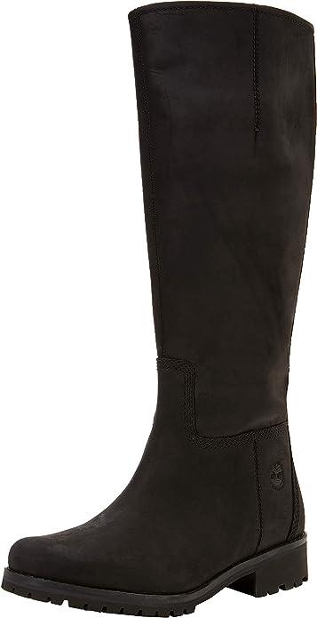 chaussure timberland femme noir