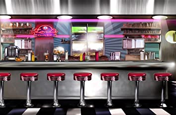 Diner Wallpapers Group with 87 items