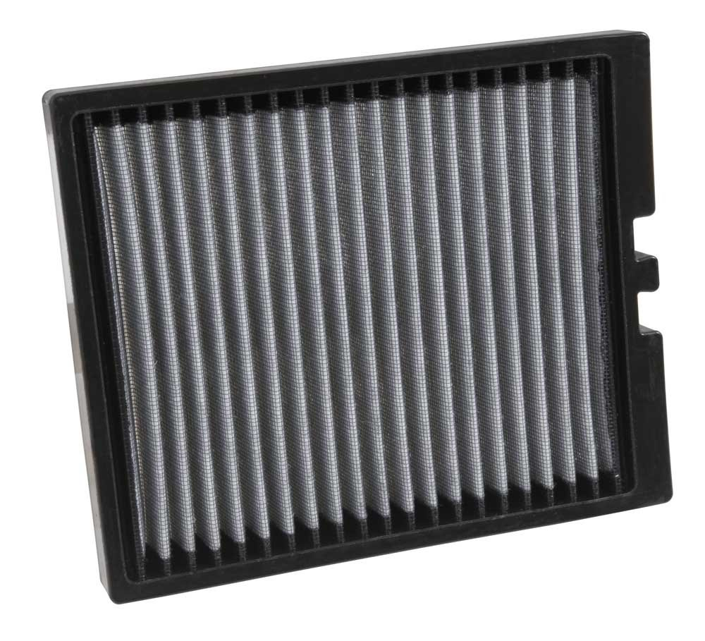 Amazon com k n vf1011 washable reusable cabin air filter cleans and freshens incoming air for your ford explorer flex taurus lincoln mks automotive