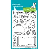 Lawn Fawn Clear Stamps - LF891 Fintastic Friends