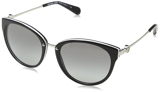 519a4dbc5c MICHAEL KORS Women s 6040 ABELA III 312911 55 Rectangular Sunglasses ...