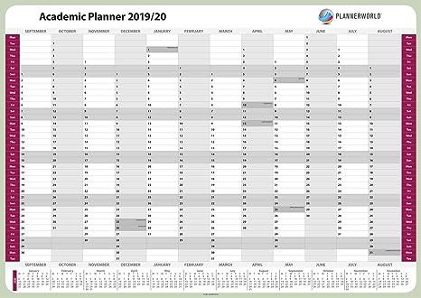 Unito Calendario Accademico.Calendario Accademico 2016 2017 Da Settembre Ad Agosto