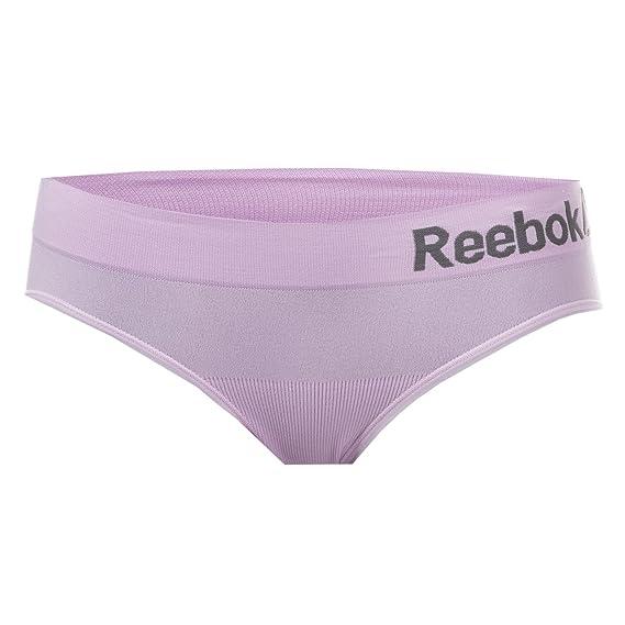 Reebok - Braguitas - para Mujer Rosa Rosa 34