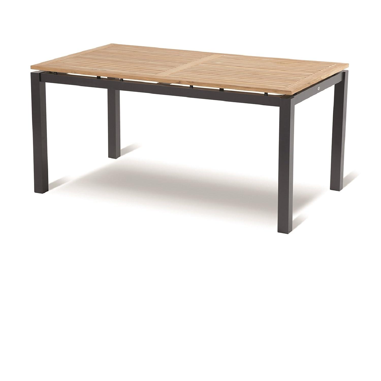 Hartman Gartentisch Sonata 160 x 90 cm Teakholz/Aluminium 62930210