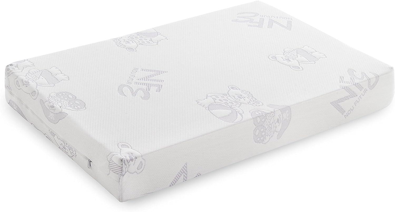 Nou Futur - Colchón minicuna osito 75 x 50