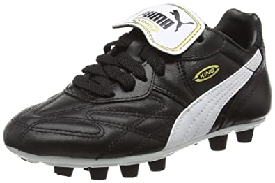 Puma Classico TT Unisex-Kinder Fußballschuhe, Schwarz (Black 01), 37 EU