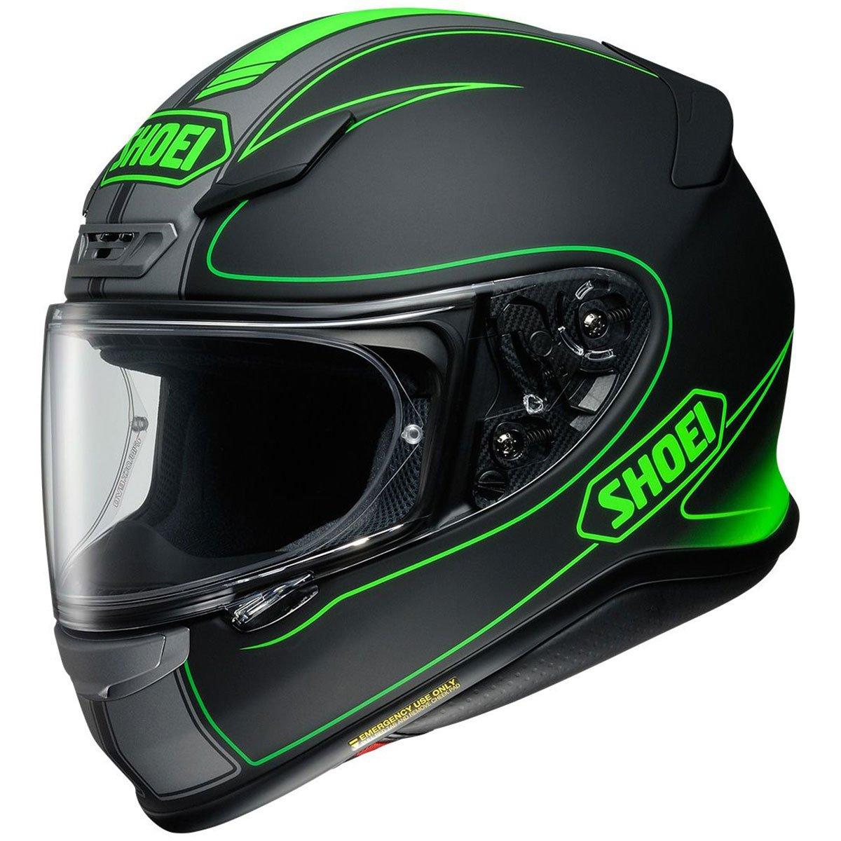 Shoei RF-1200 Flagger Sports Bike Racing Motorcycle Helmet - TC-4 / Small