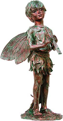 Home Styles Peter Fairy 96112 Large Statue Bronze Patina