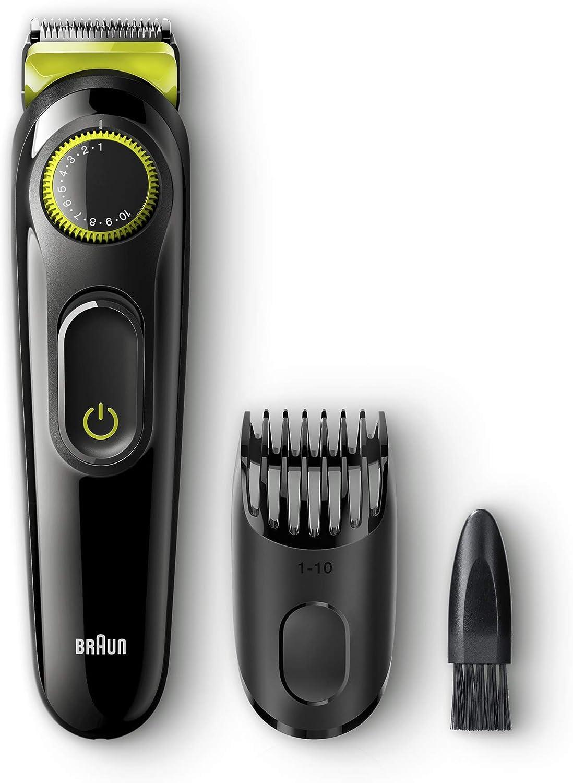 Braun Base 81679639 depiladora para la barba Negro, Verde ...