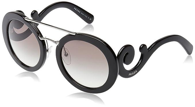 4db6f9afc4831 Prada Damen Sonnenbrille  Amazon.de  Bekleidung