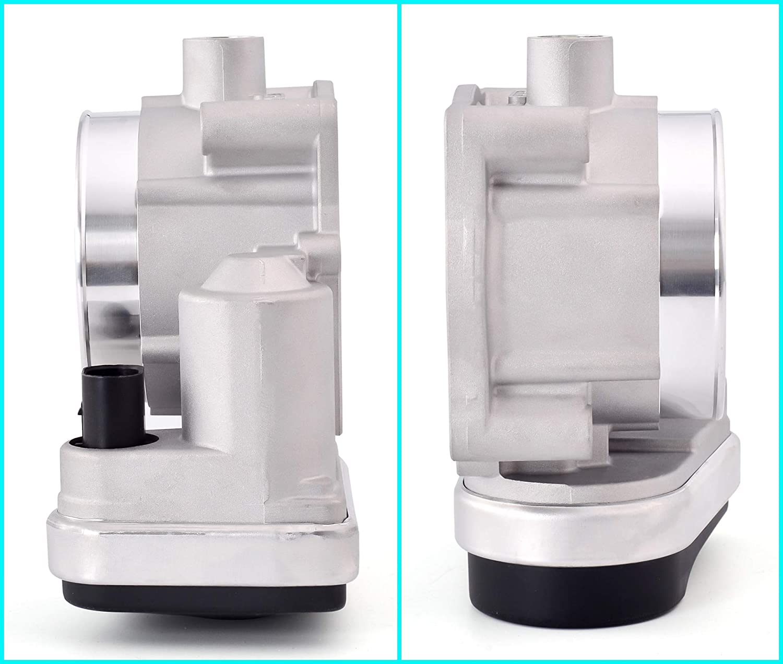 Tecoom 53032120AC Original Equipment Electronic Throttle Body Assembly for 2003-2004 Ram 1500 2500 3500 5.7L Engine