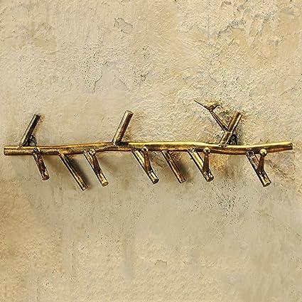 GJM Shop perchero de pared / de pie --- --- Hierro Ganchos ...