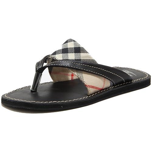 Infradito Burberry Scarpa Shoes Bimboa Kids Check Ciabatta 78958 qCqEzwA