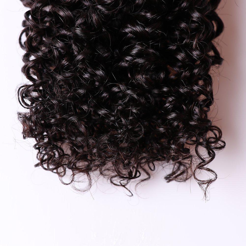 Amazon Golden Rule Brazilian Kinky Curly Hair Weave 100 Human