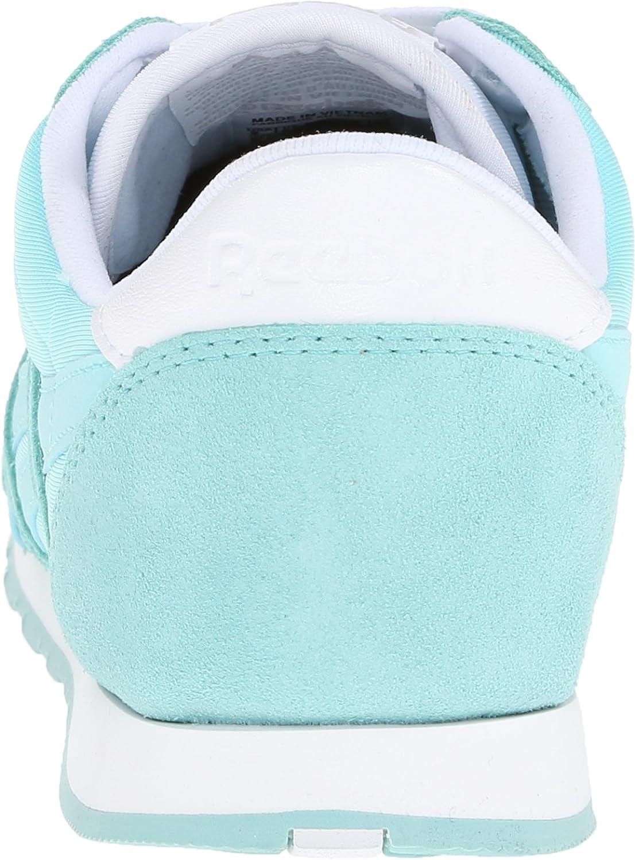 Clásico De Nylon Zapatos Delgado Corrientes De Las Mujeres De Reebok OKY2t