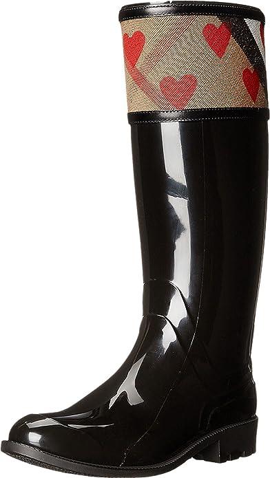 54e5e0eb678a Burberry Crosshill Parade Red Women s Pull-on Boots  Amazon.ca  Shoes    Handbags