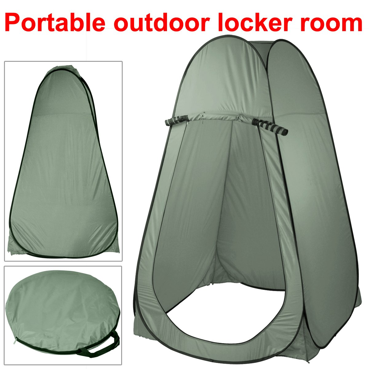 Beyondfashion Pop Up Toilet Tent For C&ing Shower Changing Room Caravan Utillity Accessories With Bag Amazon.co.uk Sports u0026 Outdoors  sc 1 st  Amazon UK & Beyondfashion Pop Up Toilet Tent For Camping Shower Changing Room ...