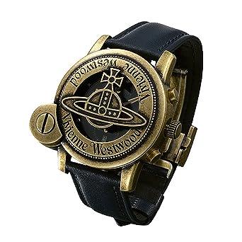 164a8eaace ヴィヴィアンウエストウッド (Vivienne Westwood) CAGE メンズ ウォッチ 腕時計 アンティークゴールド ヴィヴィアン